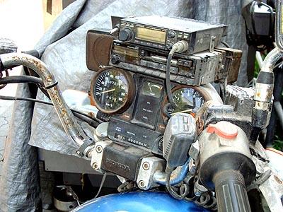 ステレオ&無線機