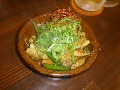 ホルモンスタミナ焼き