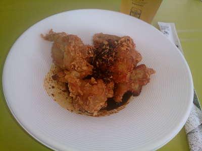 黒ダレラー油鶏