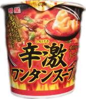 激辛ワンタンスープ