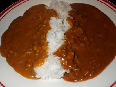 Kenny's curry